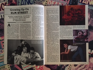Elm Street Article