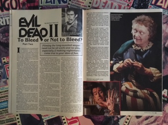 Evil Dead II Article