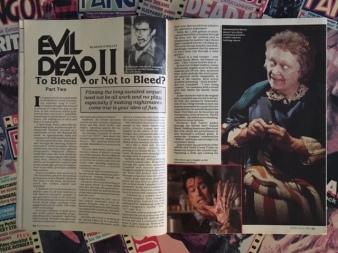 Evil Dead II Article